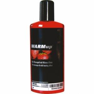 Aceite de Masaje Efecto Calor Fresa