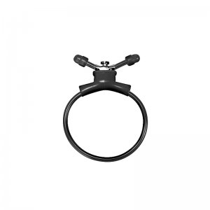 Anillo Erection Booster Ajustable Pene Negro