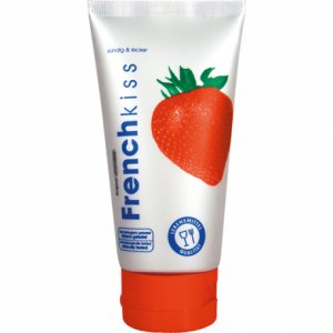French Kiss Gel para Sexo Oral Fresa