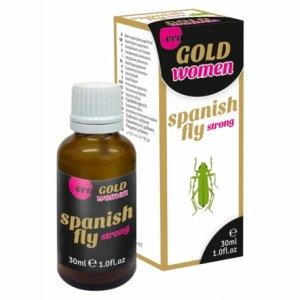 Gotas Extrafuertes Spanish Fly Líbido Mujer