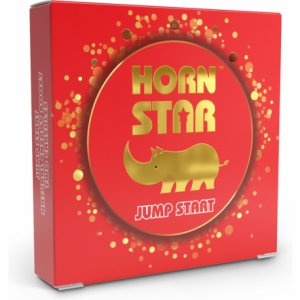 Hornstar Red Jump Start – 10 Cápsulas