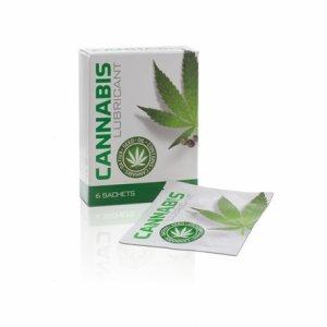 Lubricante Cannabis 4 ml 6 Uds