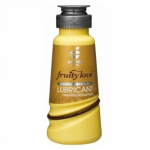 Lubricante Fruity Love Vainilla y Canela 100 ML