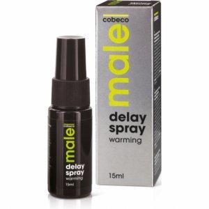 Male Spray Efecto Calor para el Hombre