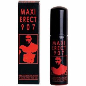 Maxi Erect 907 Spray Para la Ereccion