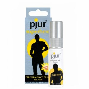 Pjur Superhero Spray Retardante