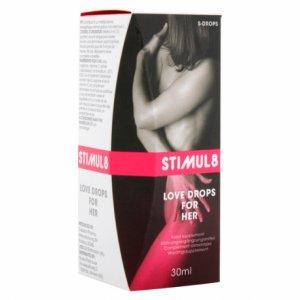 Stimul8 Gotas del Amor para Ella