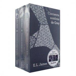 Trilogia Cincuenta Sombras de Grey